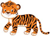 Bildresultat för clipart tiger